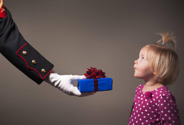 Marine Corps Toys for Tots – Toys for Less Fortunate Children
