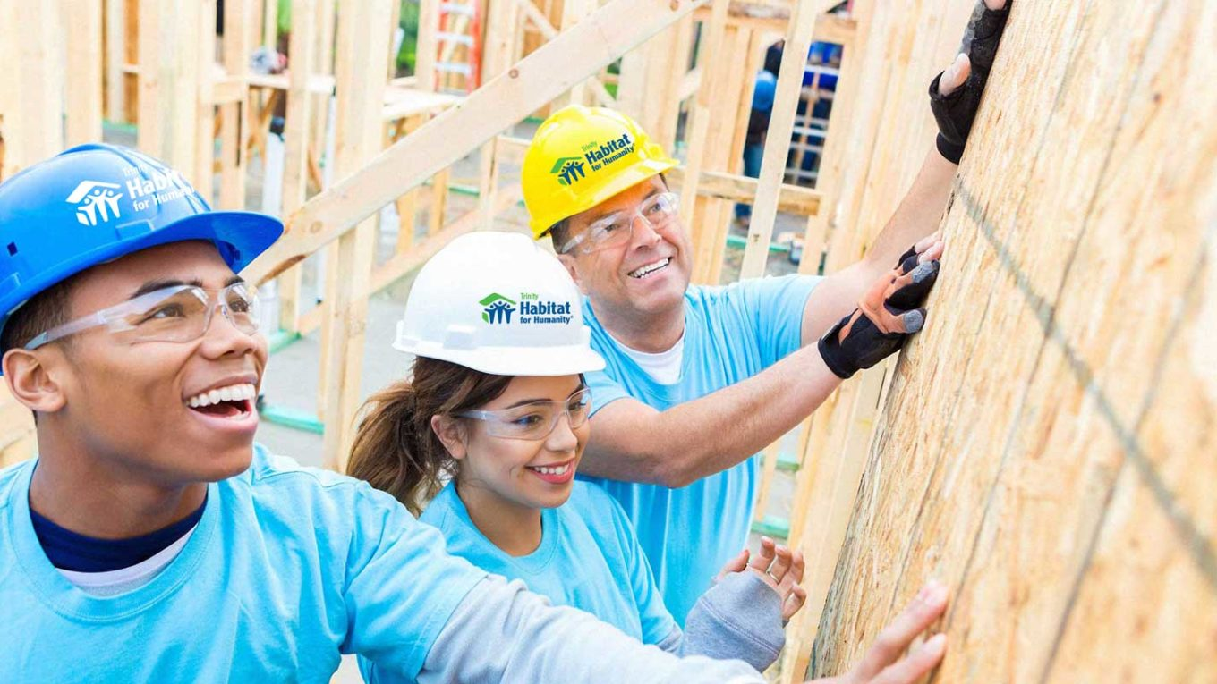 Habitat for Humanity for Needy Families